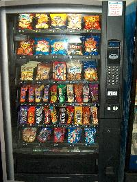 snacktime vending machine